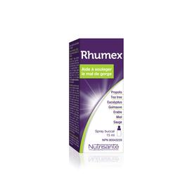 Rhumex Spray Mal de gorge