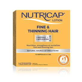 Nutricap Fine & Thinning Hair Lotion