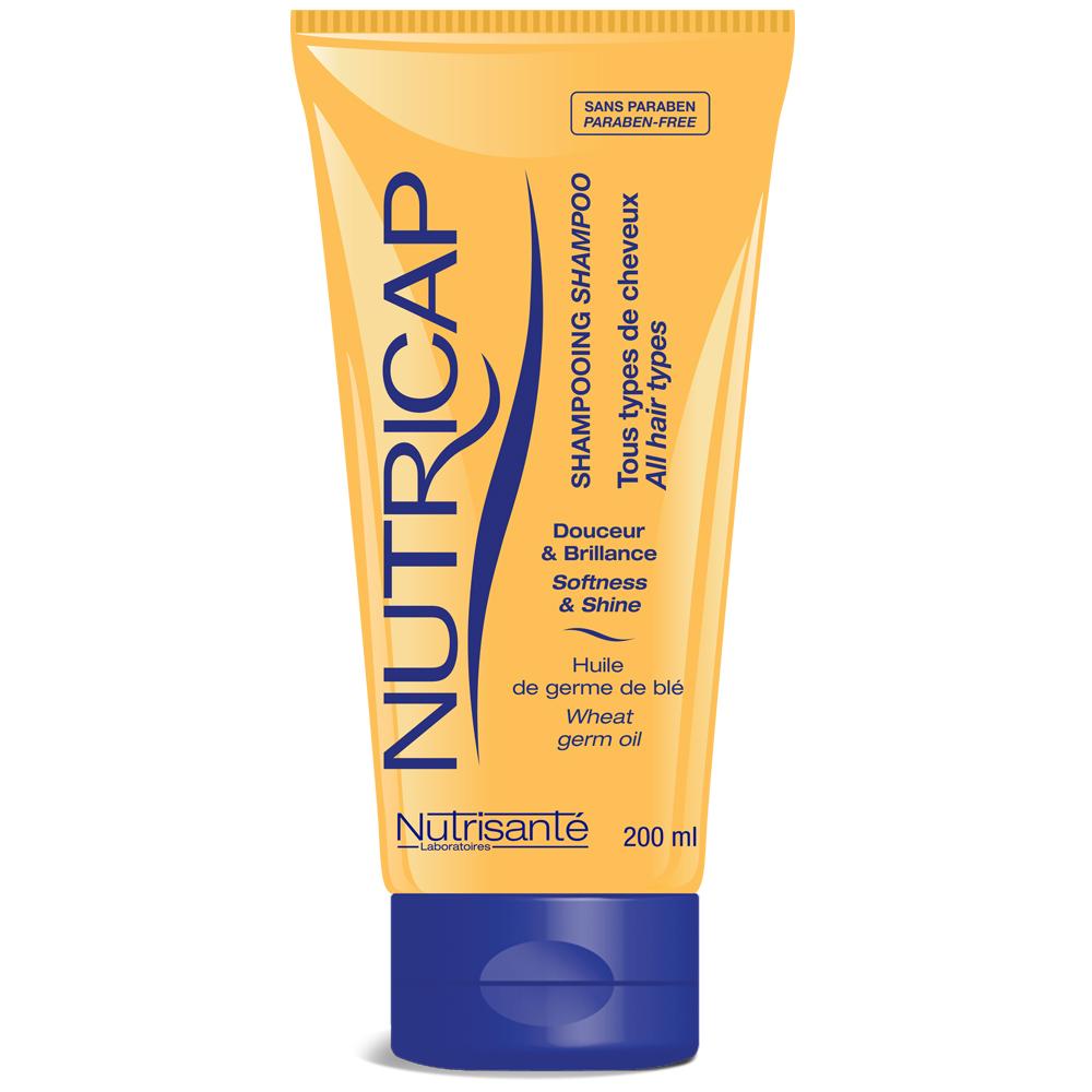 nutricap shampooing l 39 huile de germe de bl besoins laboratoires nutrisant. Black Bedroom Furniture Sets. Home Design Ideas