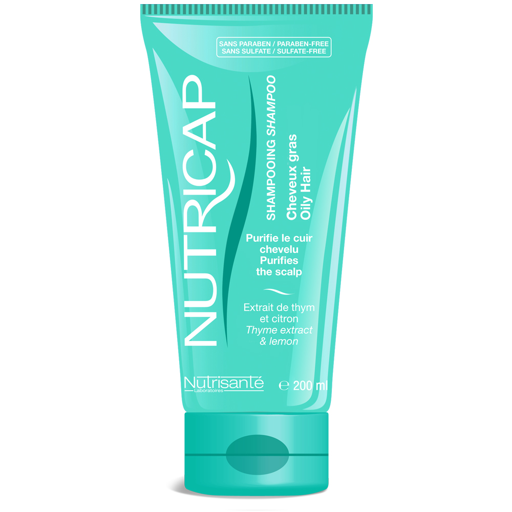 Nutricap Shampooing Cheveux gras