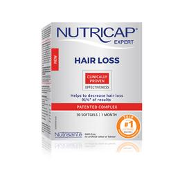 Nutricap Hair Loss