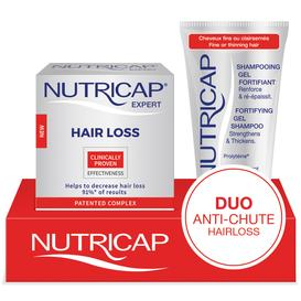 Hair Loss Duo 30 softgels and shampoo